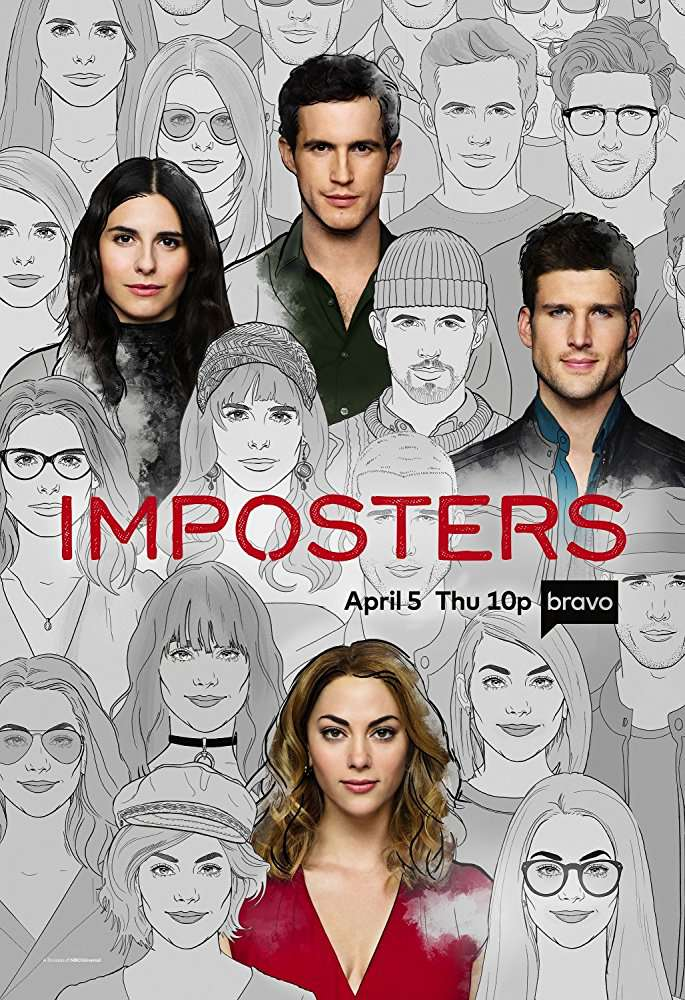 Imposters S01E03 BDRip X264-DEFLATE