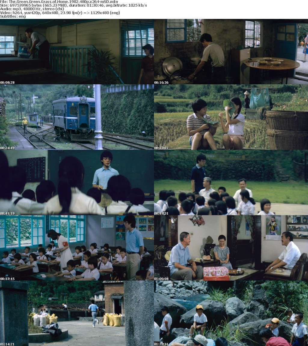 The Green Green Grass of Home 1982 480p x264-mSD