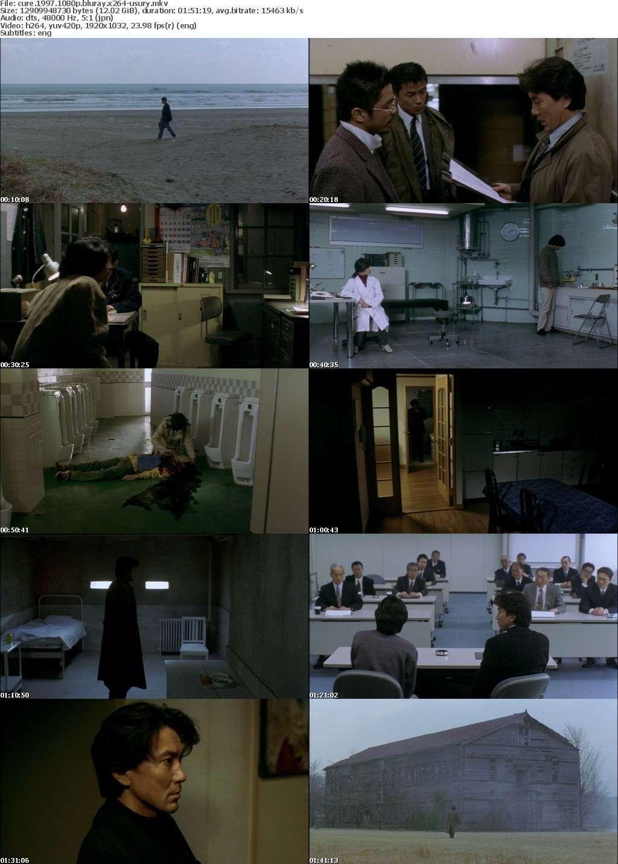 Cure 1997 1080p BluRay x264-USURY