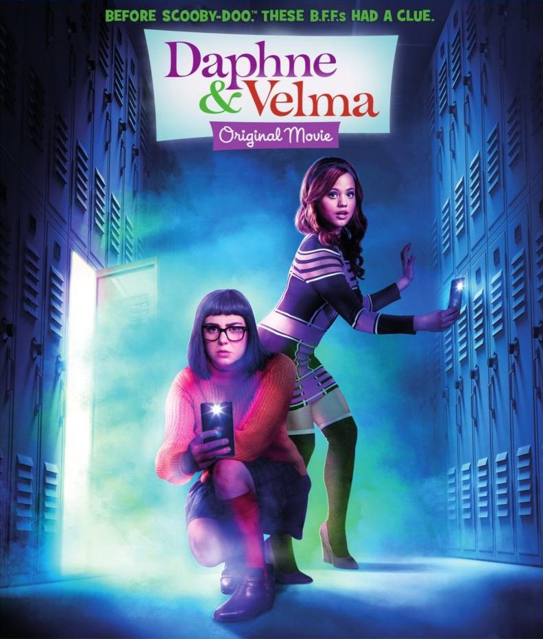 Daphne and Velma 2018 DVDRip XviD AC3-EVO[N1C]