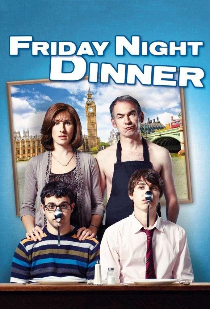 Friday Night Dinner S05E02 720p HDTV x264-MTB