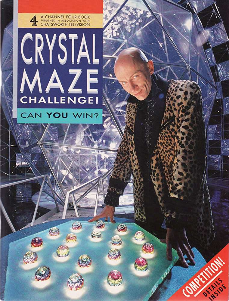 The Crystal Maze 2017 S03E04 720p HDTV DD2 0 x264-NTb
