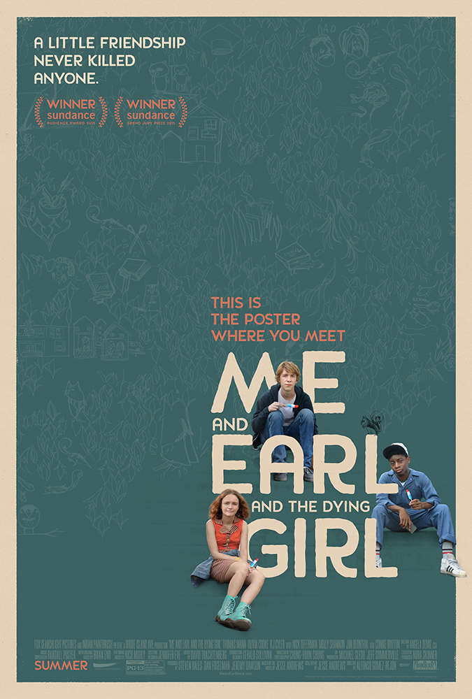 Me and Earl and the Dying Girl 2015 BRRip XviD MP3-XVID