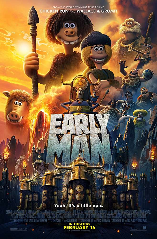 Early Man 2018 720p BRRip 850MB MkvCage