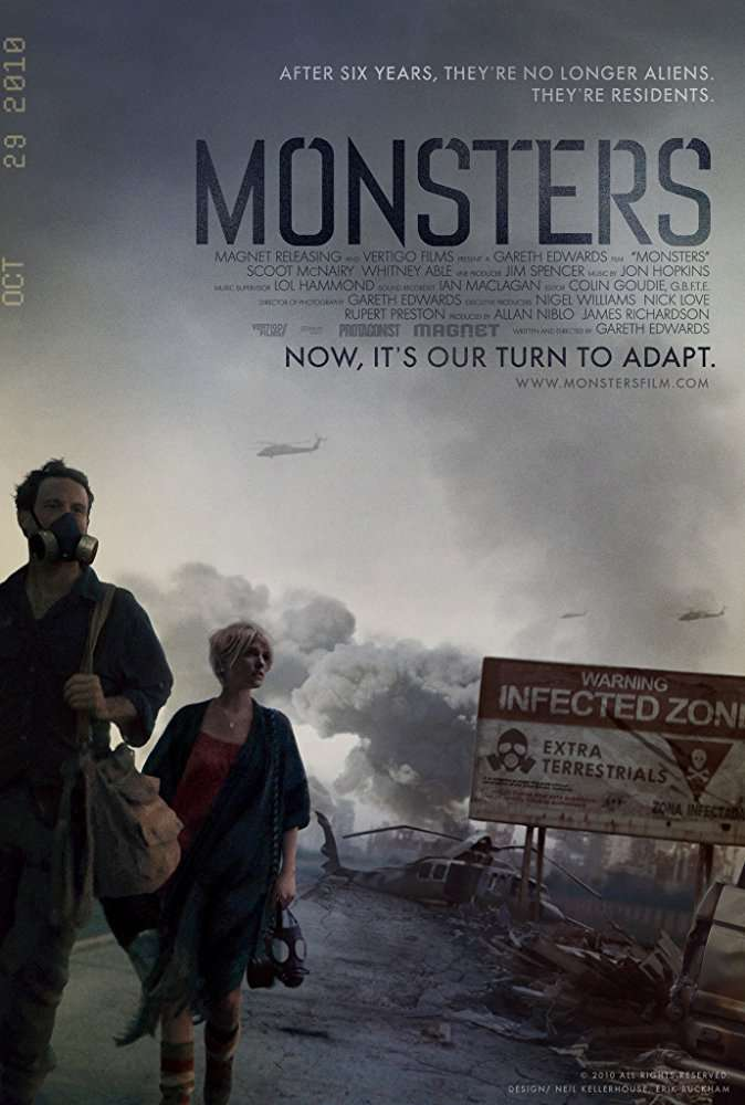 Monsters 2010 BRRip XviD MP3-XVID