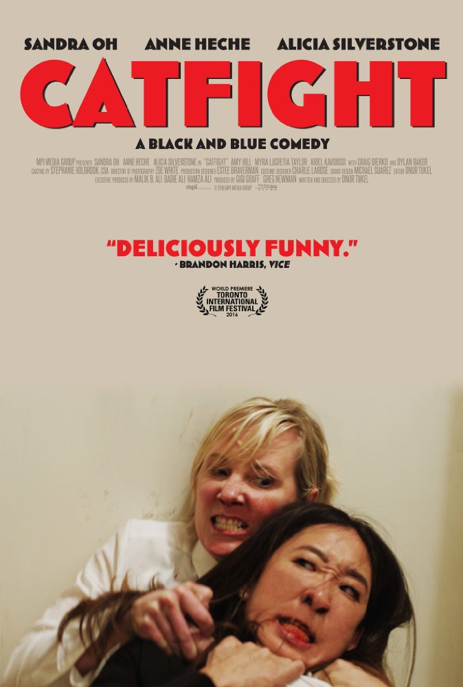 Catfight 2016 BRRip XviD MP3-XVID
