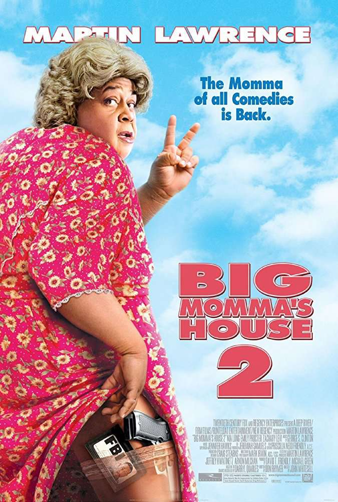 Big Mommas House 2 2006 HDRIP H264 AC3-5 1-RypS