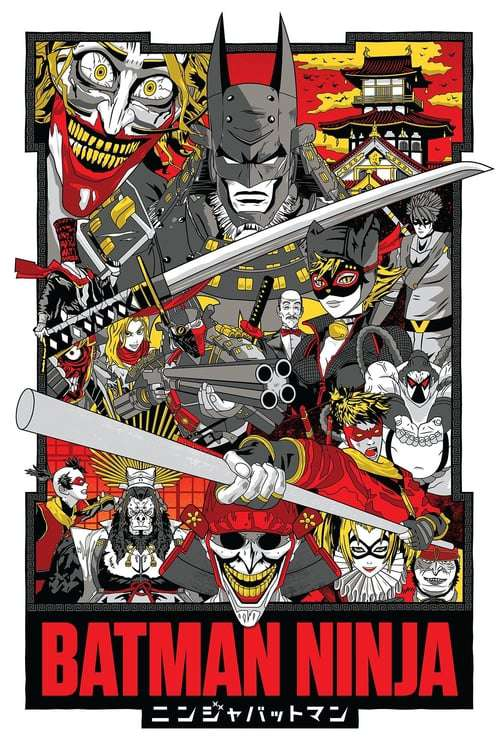 Batman Ninja 2018 German 720p BluRay x264-CONTRiBUTiON