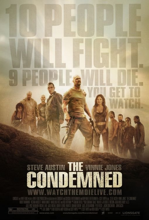 The Condemned 2007 BRRip XviD MP3-XVID