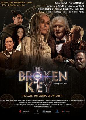 The Broken Key 2017 BRRip x264 AC3-Manning