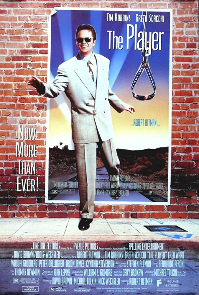 The Player 1992 REMASTERED BRRip XviD MP3-XVID