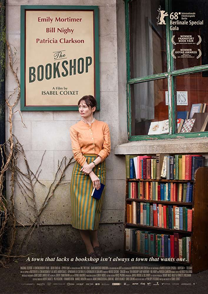 The Bookshop 2017 BRRip XviD MP3-XVID