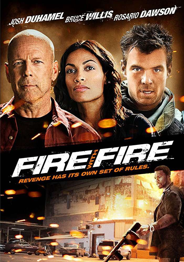 Fire with Fire 2012 BRRip XviD MP3-XVID