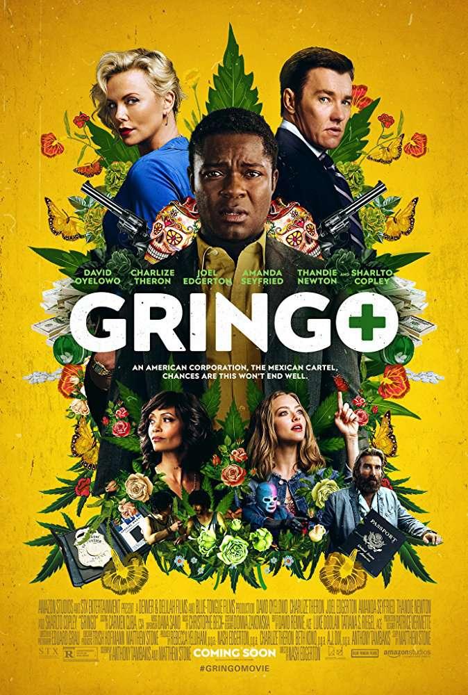 Gringo (2018) [WEBRip] [1080p] YIFY