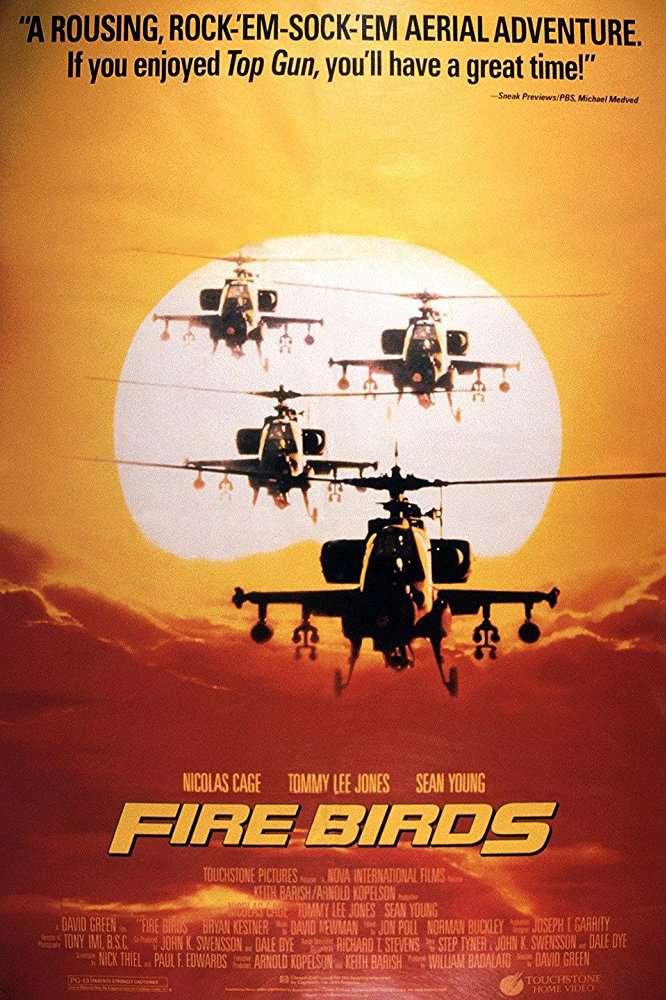 Fire Birds 1990 BRRip XviD MP3-XVID