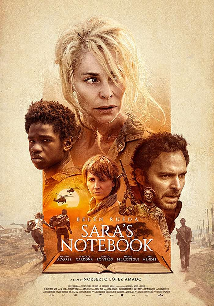 Saras Notebook 2018 Movies BRRip x264 AAC ESubs with Sample