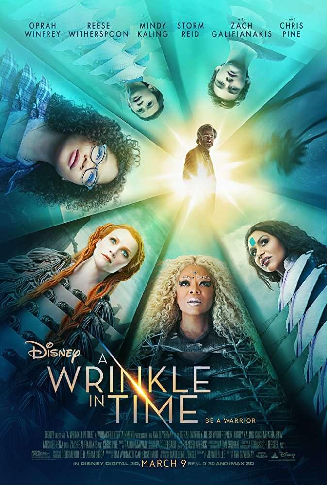 A Wrinkle in Time 2018 720p BRRip 800 MB - iExTV