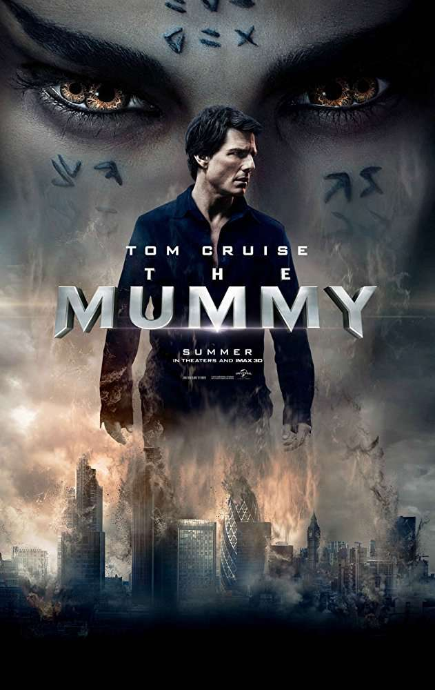 The Mummy 2017 HDRIP H264 AC3-5 1-RypS