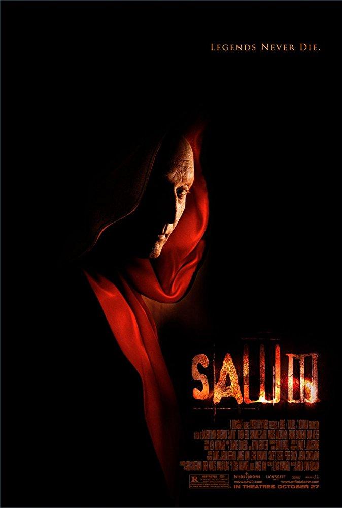 Saw III 2006 BRRip XviD MP3-XVID