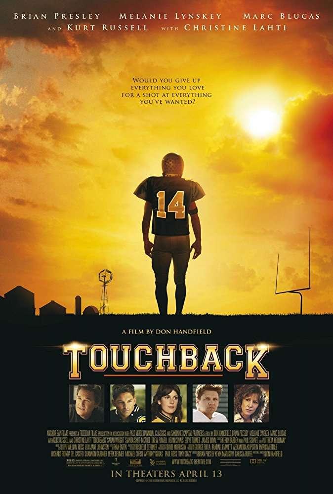 Touchback (2011) DVDRip XviD-SaM