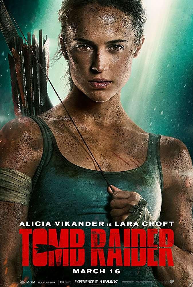 Tomb Raider 2018 BRRip 1080p DD5 1 H265-d3g