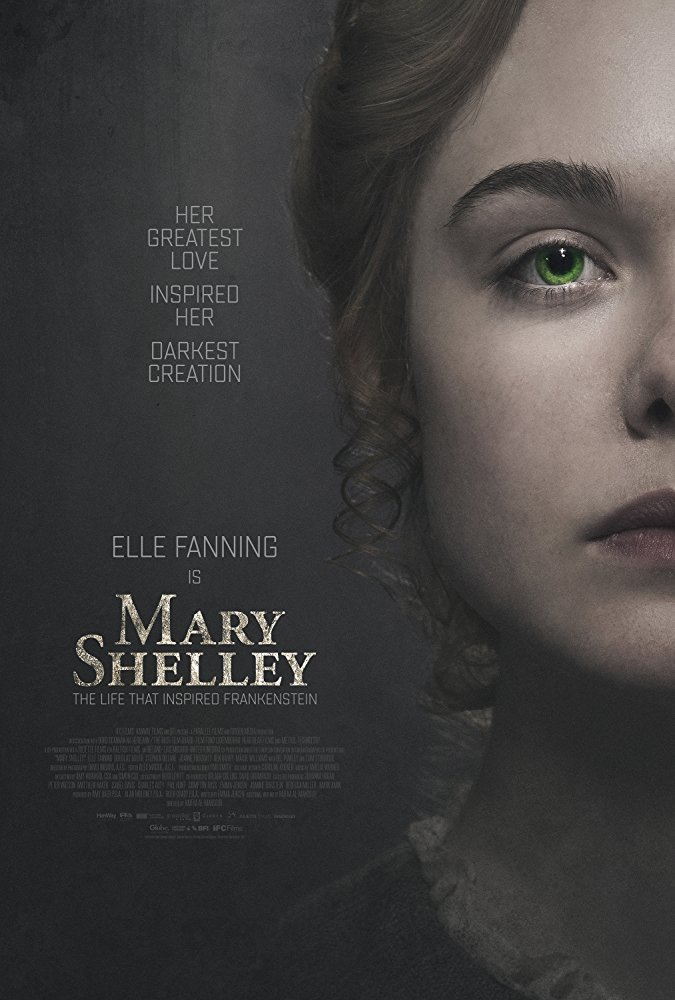 Mary Shelley (2017) [WEBRip] [720p] YIFY