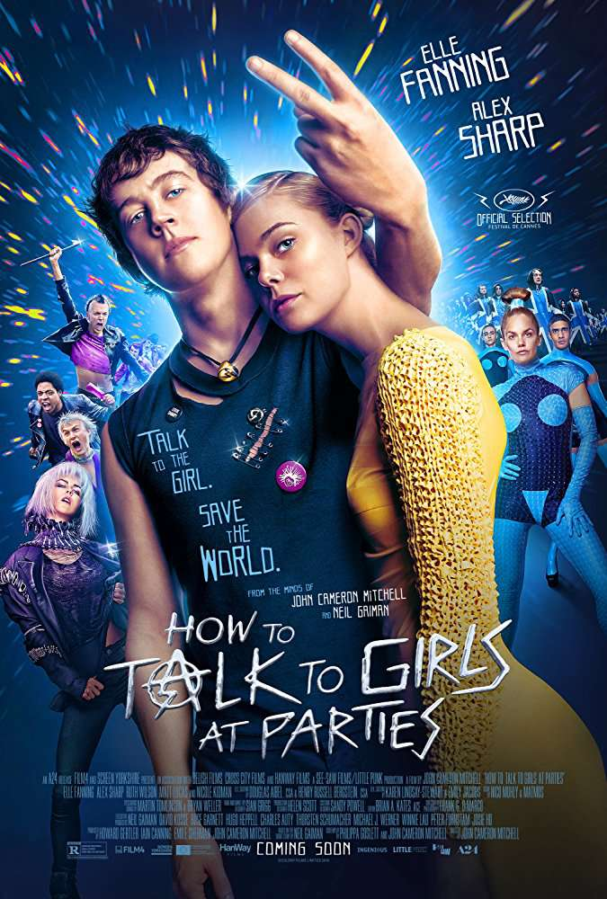 How to Talk to Girls at Parties 2017 BRRip XviD AC3-EVO