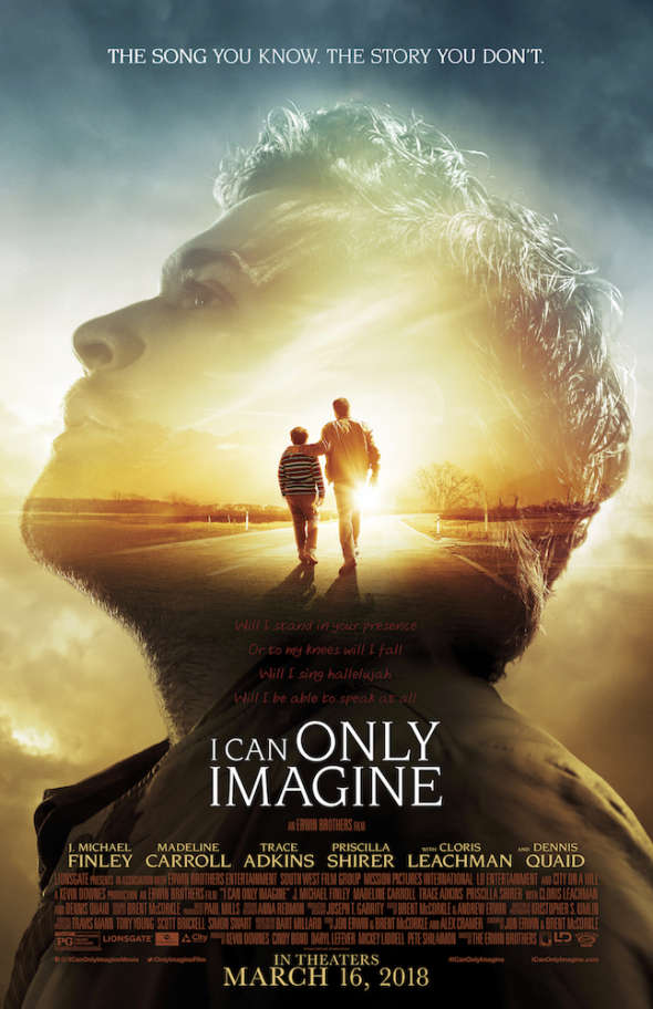 I Can Only Imagine 2018 720p BRRip AAC LLG