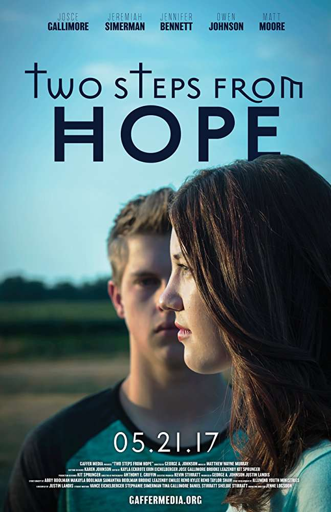 Two Steps From Hope 2017 HDRip XviD AC3 LLG