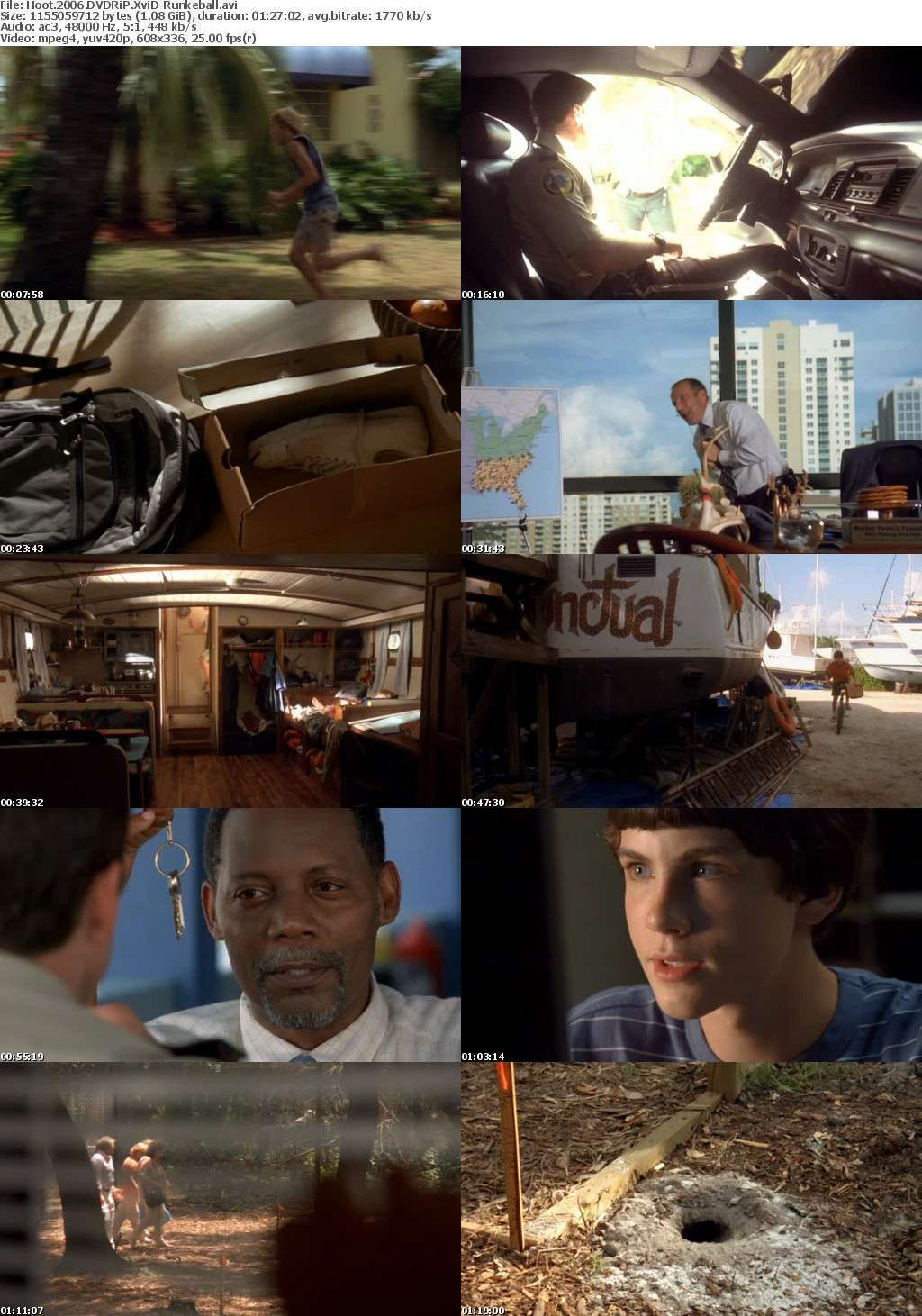 Hoot 2006 DVDRiP XviD AC3-Runkeball
