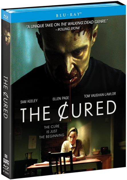 The Cured (2017) 720p WEB-DL x264 750MB-DLW
