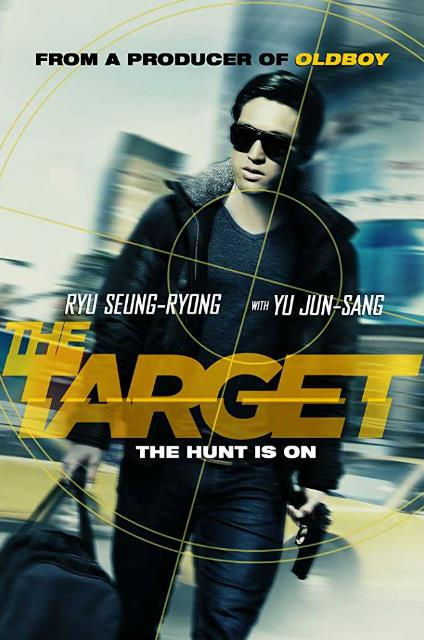 The Target (2014) 720p BluRay x264 Dual Audio [Hindi+Korean]-DLW