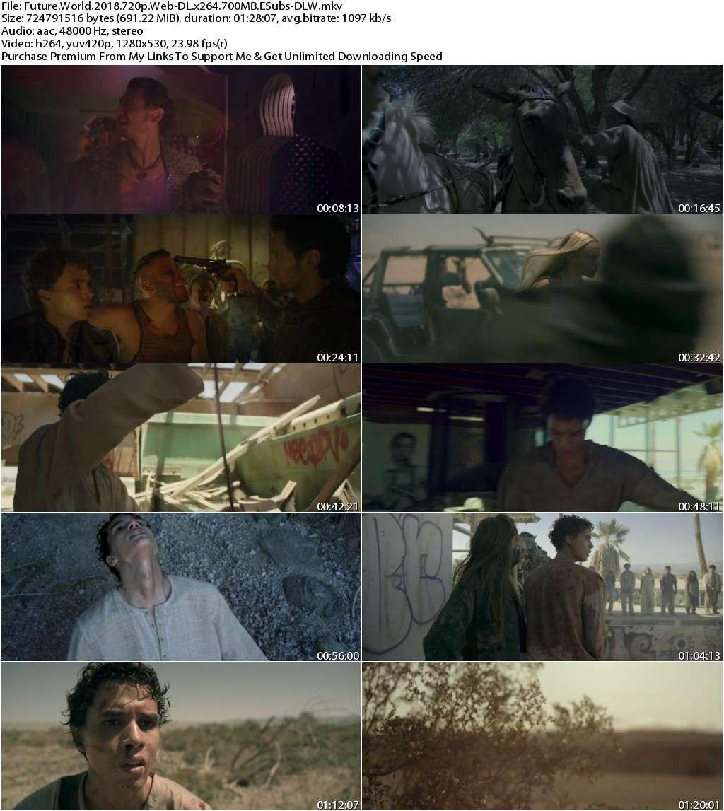 Future World (2018) 720p WEB-DL x264 700MB ESubs-DLW