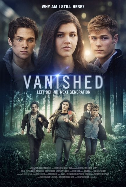 Left Behind Vanished - Next Generation (2016) [BluRay] [720p] YIFY