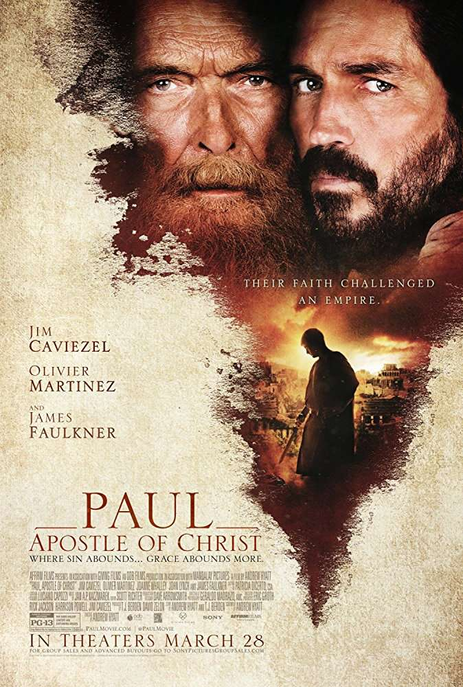 Paul Apostle of Christ 2018 BRRip XviD MP3-XVID