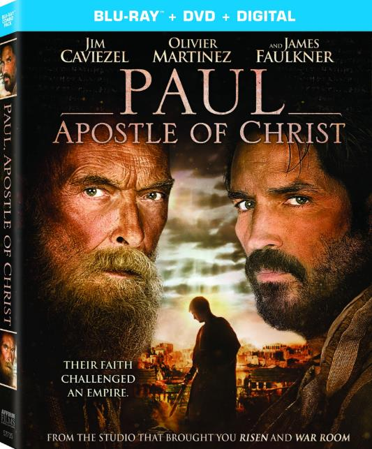 Paul Apostle of Christ (2018) BRRip XviD AC3-iFT
