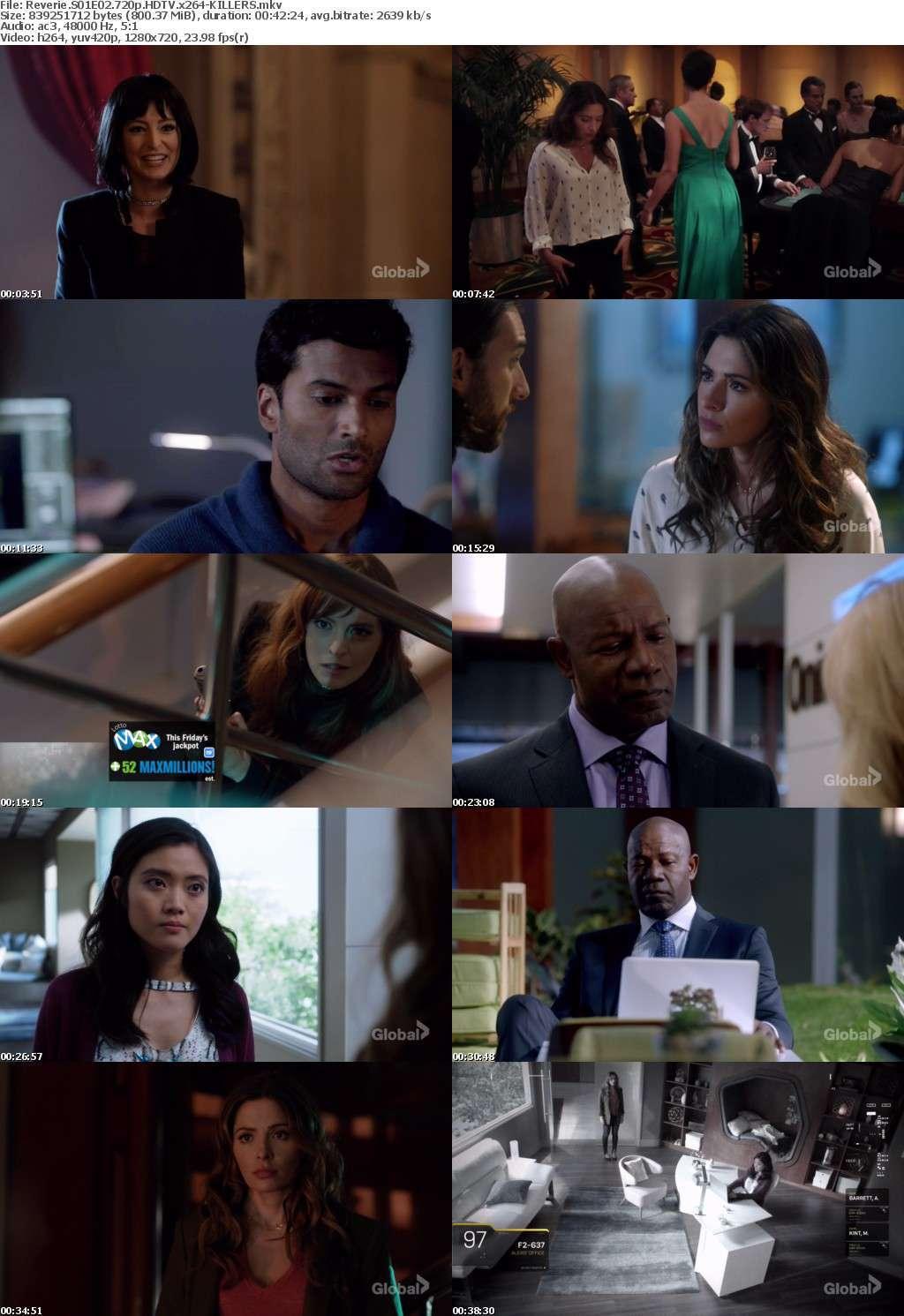 Reverie S01E02 720p HDTV x264-KILLERS