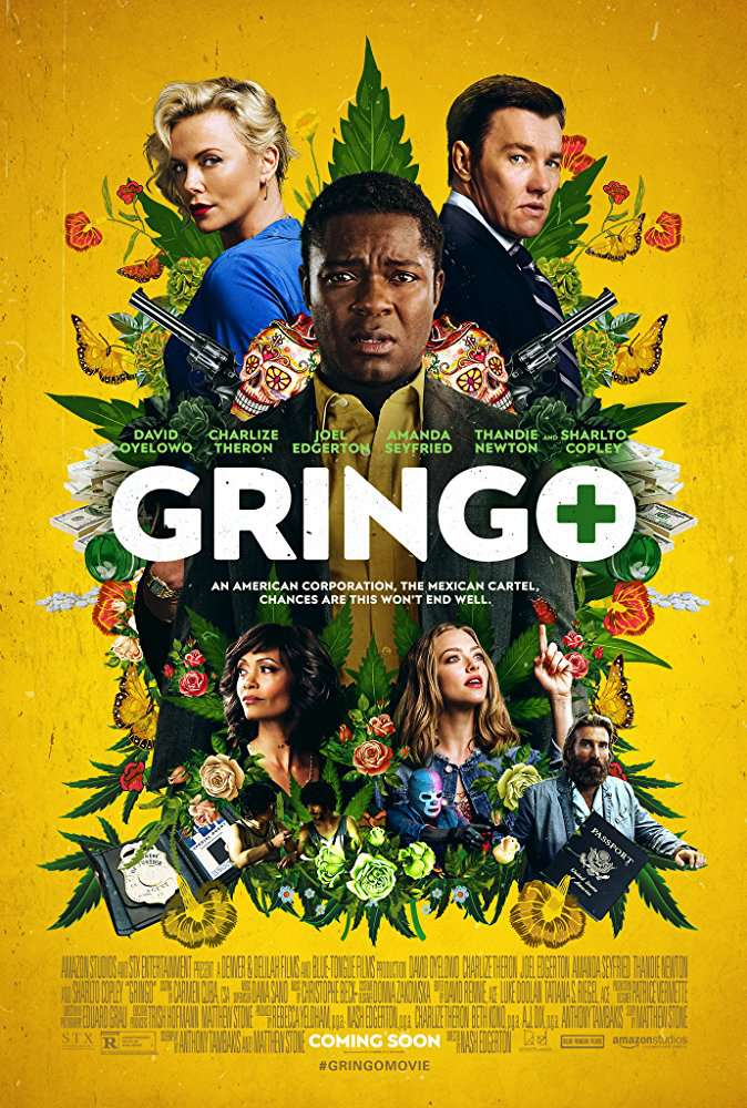 Gringo 2018 BluRay 1080p HEVC (8bit) AAC 5 1 mp4-LEGi0N
