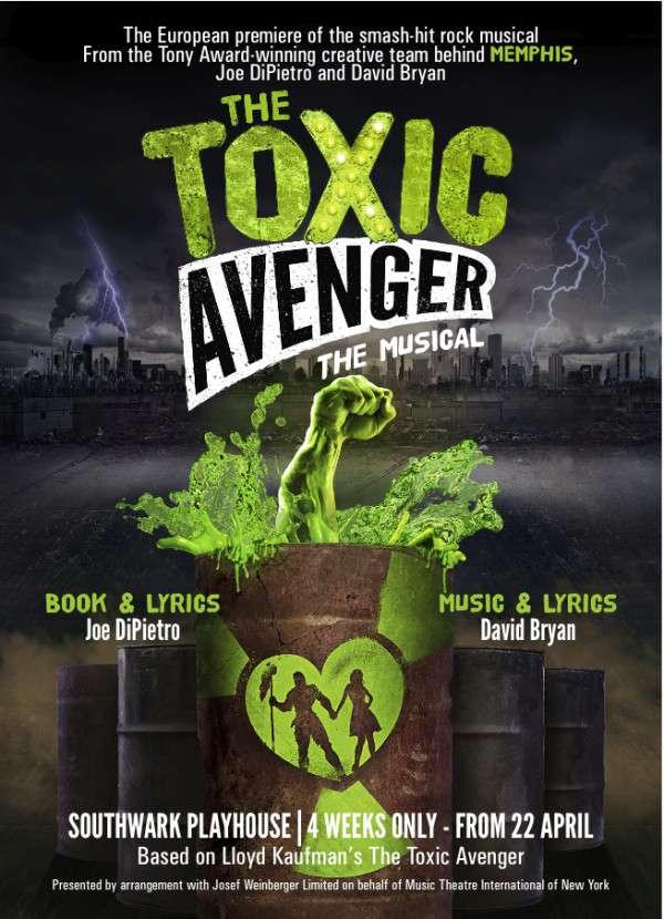 The Toxic Avenger The Musical 2018 720p AMZN WEBRip DDP2 0 x264-NTG