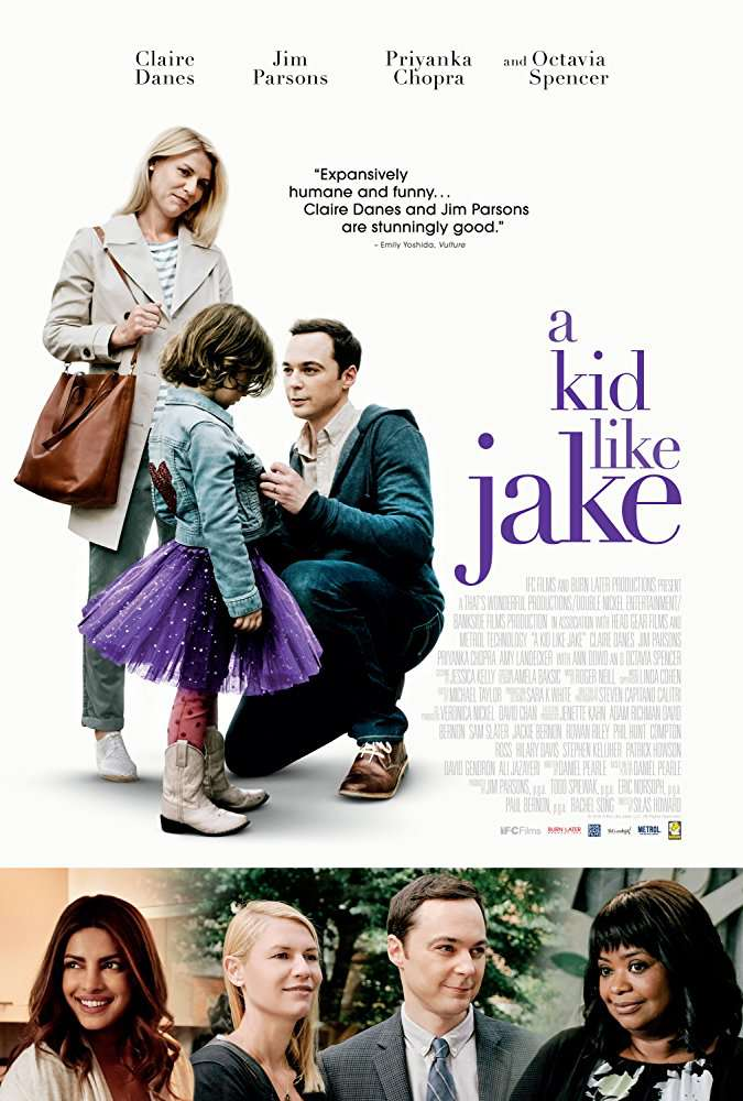 A Kid Like Jake 2018 HDRip AC3 X264 LLG