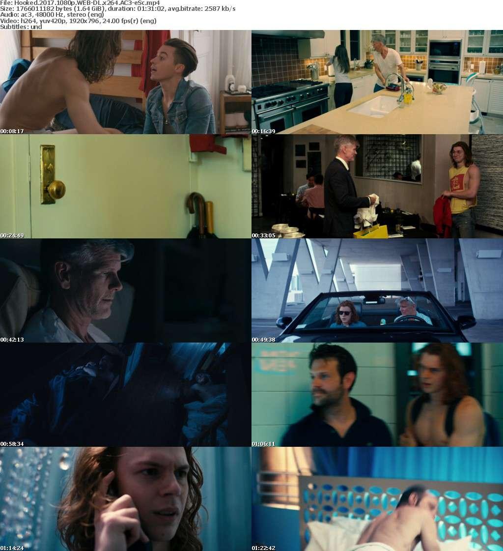 Hooked (2017) 1080p WEB-DL x264 AC3-eSc