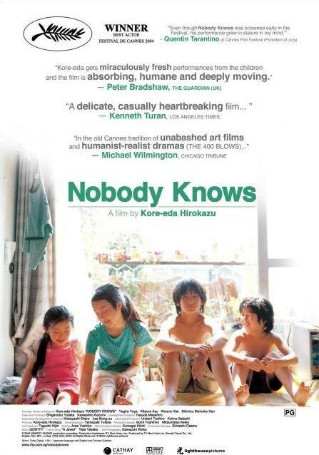 Nobody Knows (2004) [BluRay] [720p] YIFY