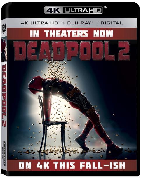 Deadpool 2 (2018) NEW 720p HD-CAM X264 HQ-CPG