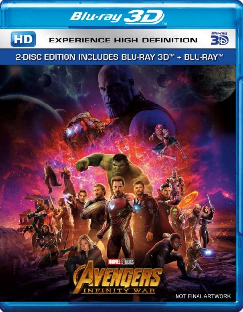 Avengers Infinity War (2018) New HDTC 720p Hindi x264 LLG