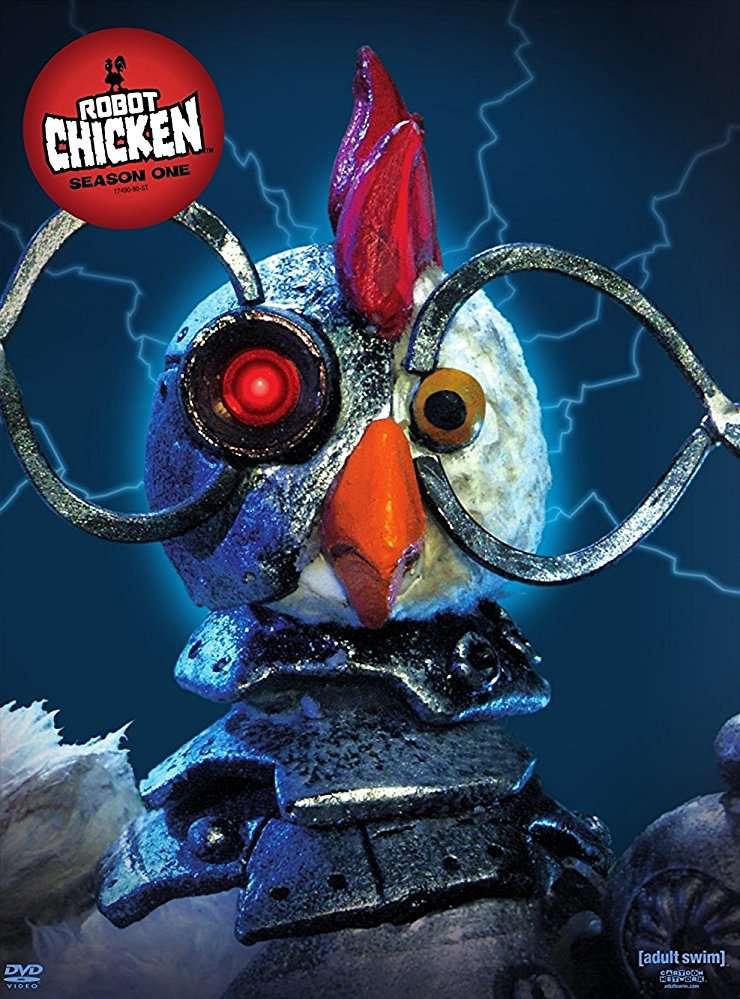 Robot Chicken S09E14 HDTV x264-eSc