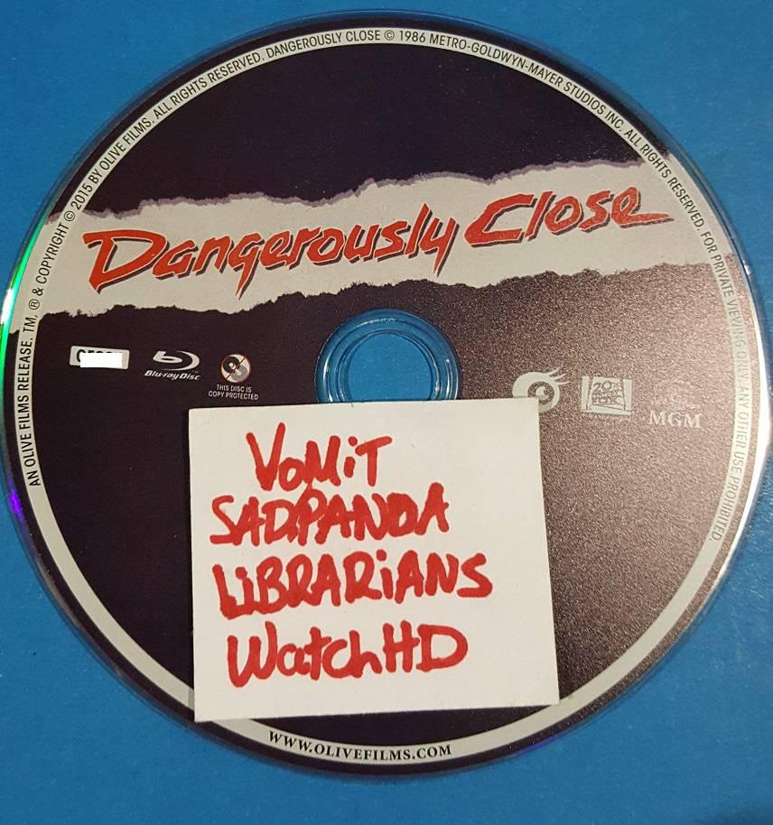 Dangerously Close 1986 720p BluRay x264-SADPANDA