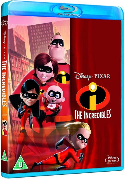 The Incredibles (2004) 2160p BluRay HDR 5.1 x265 10bit-Phun.Psyz