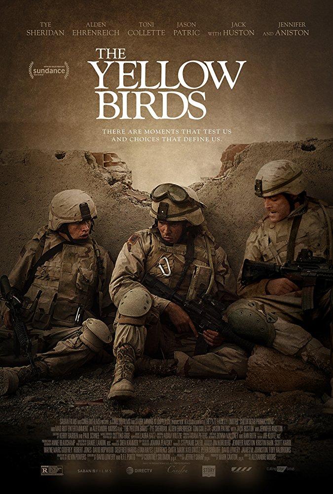The Yellow Birds 2017 1080p WEB-DL DD5 1 H264-CMRG