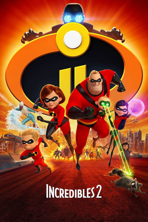 The Incredibles 2 2018 NEW HDCAM X264-CPG[TGx]