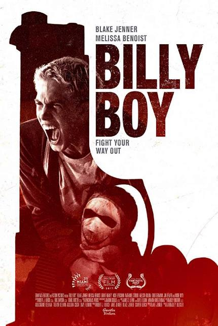 Billy Boy (2018) HDRip XviD AC3 LLG
